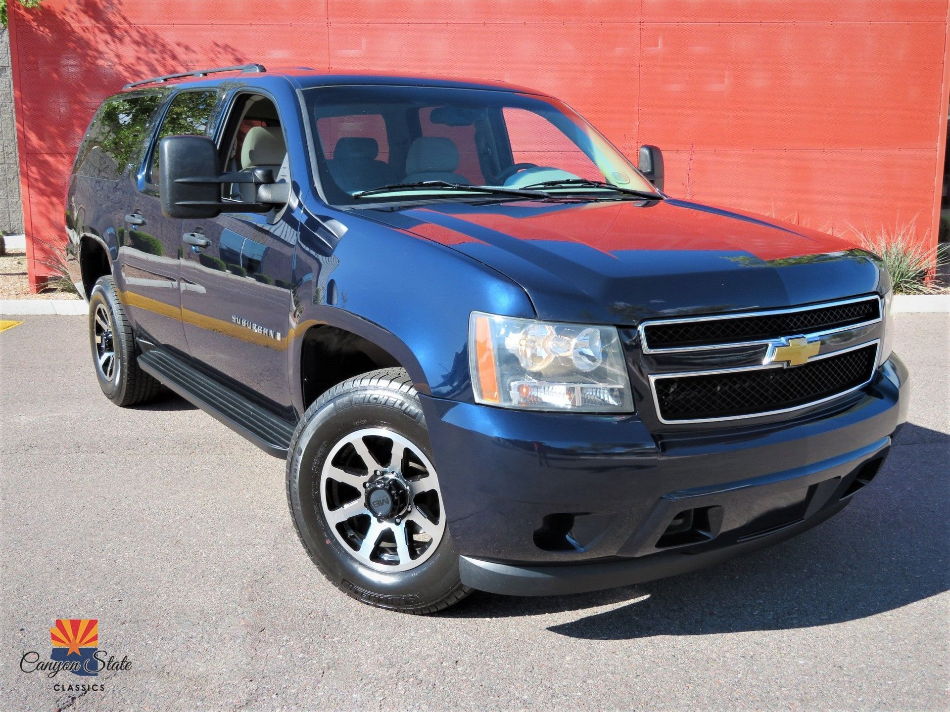 2008 Chevrolet Suburban 2500 Canyon State Classics