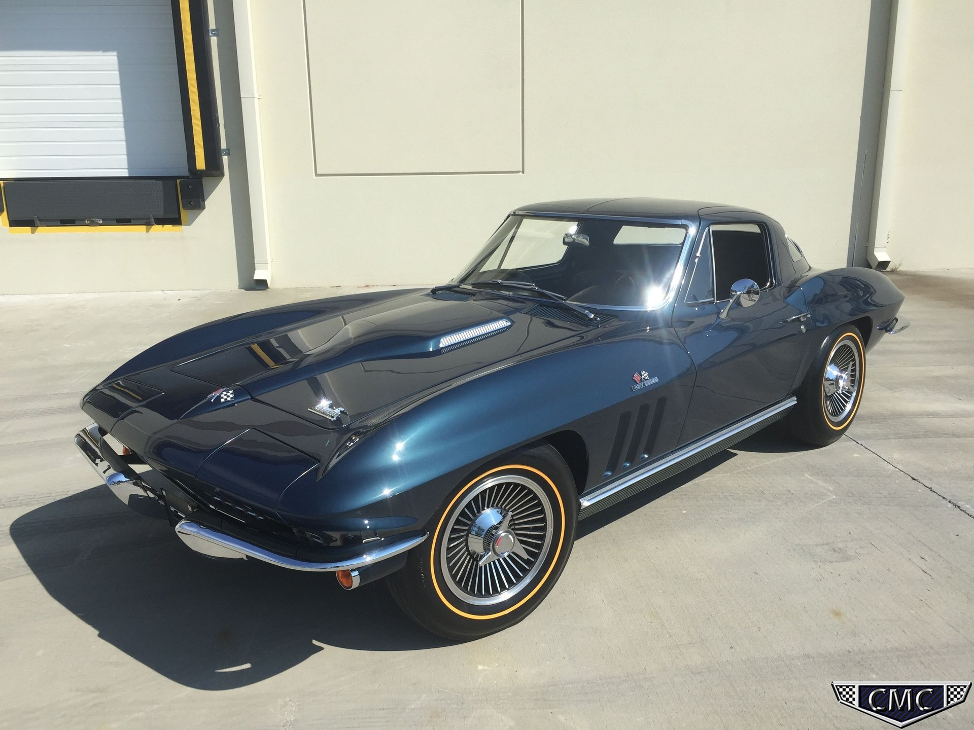 1966 chevrolet corvette l 72 427 425hp