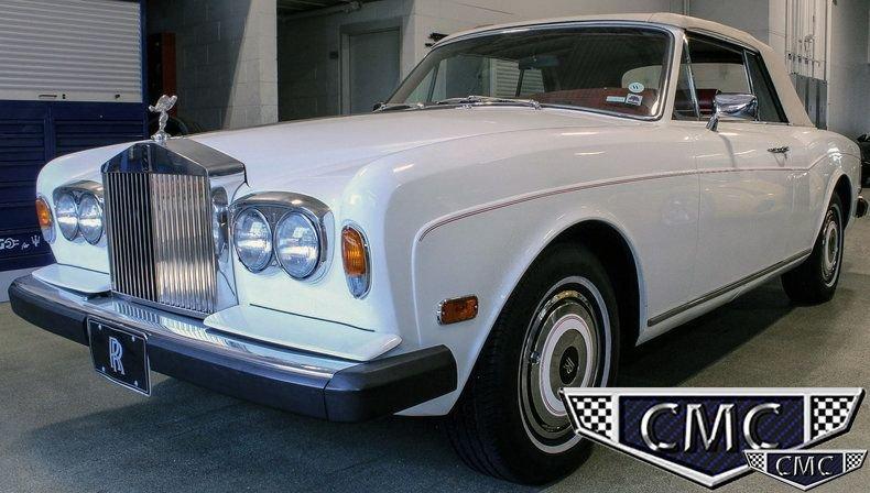 1981 Rols-Royce Corniche