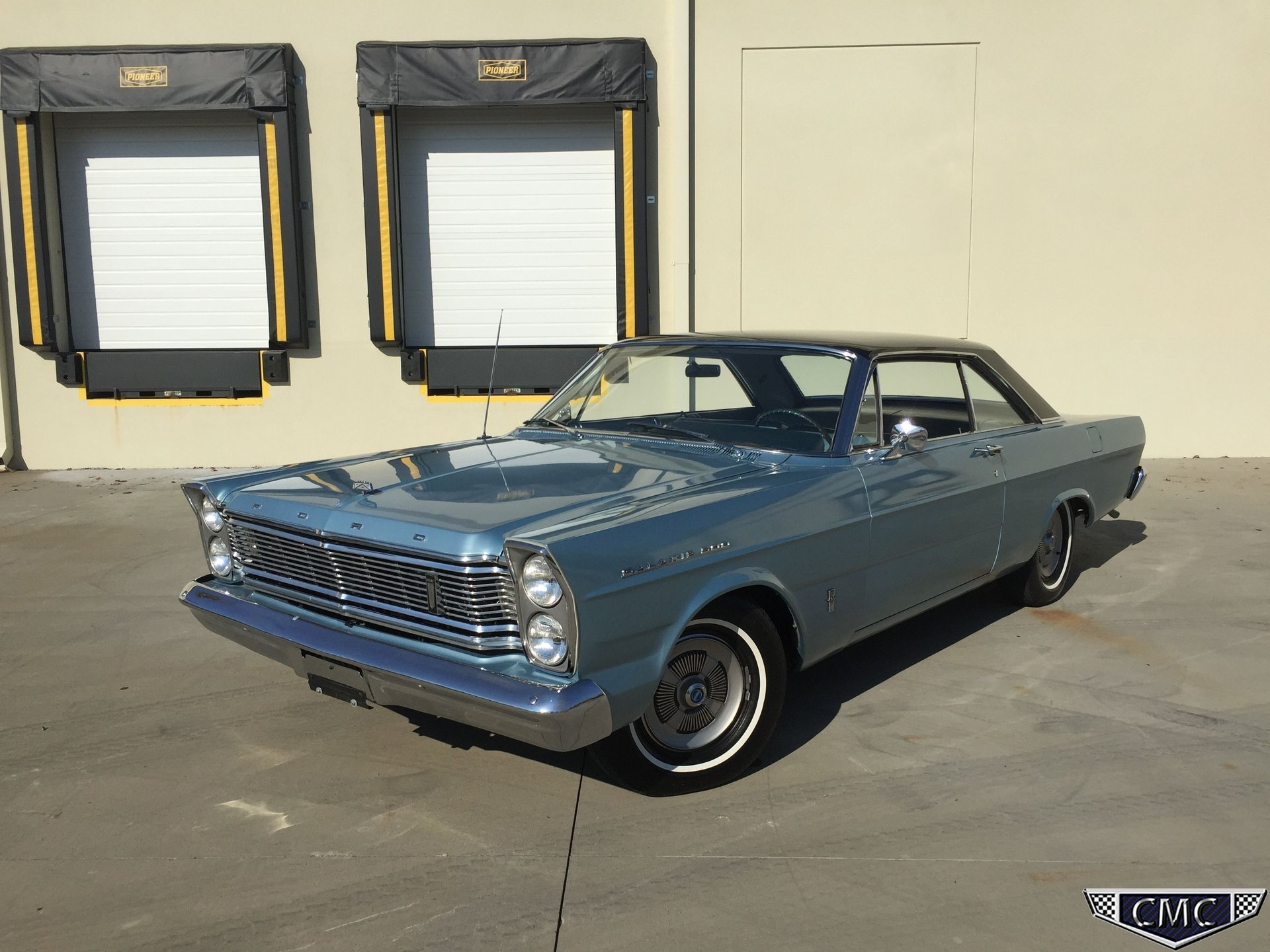 1965 ford galaxie fastback