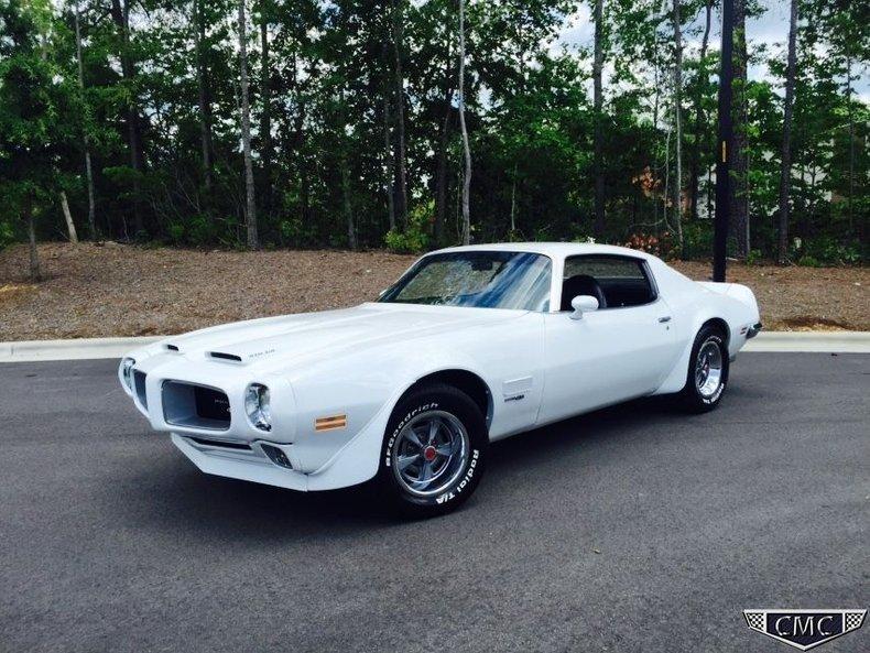 1971 Pontiac Formula