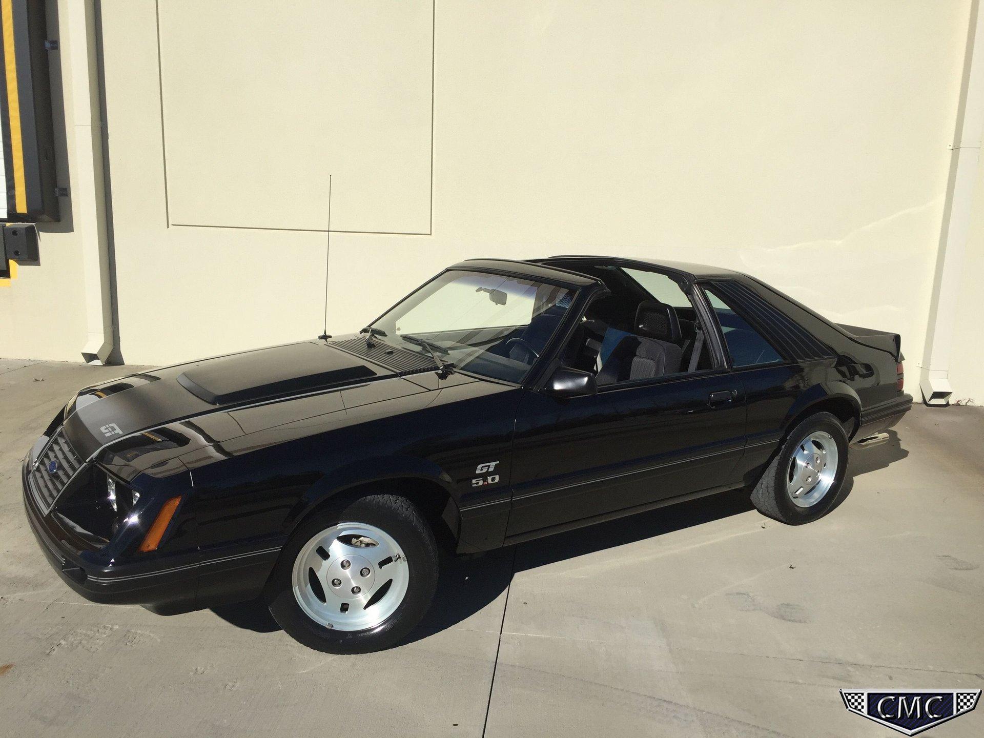1983 ford mustang carolina muscle cars inc