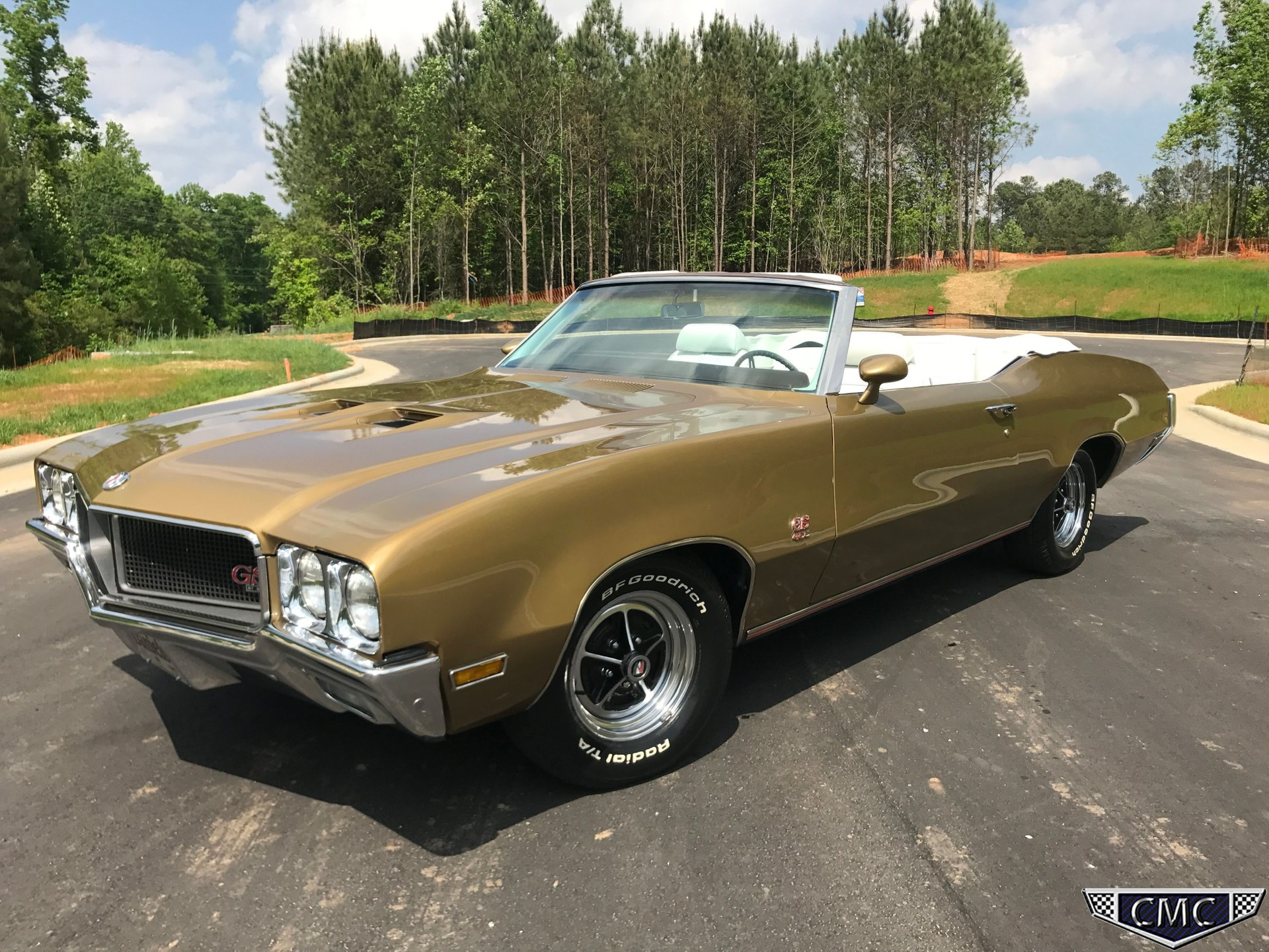 1970 buick gs455 convertible