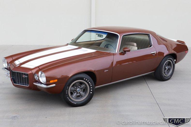 1970 Chevrolet Camaro | Carolina Muscle Cars Inc.