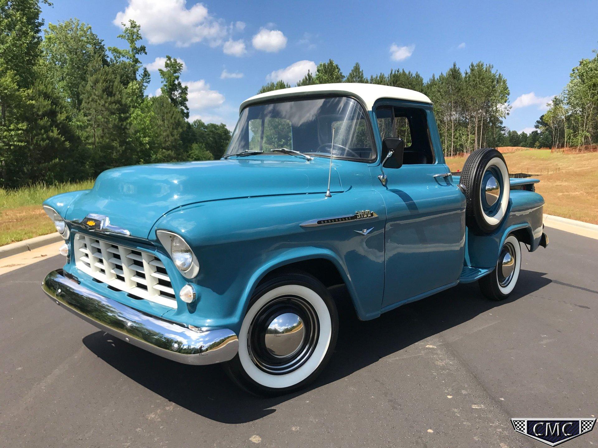 1956 chevrolet 3100 pick up