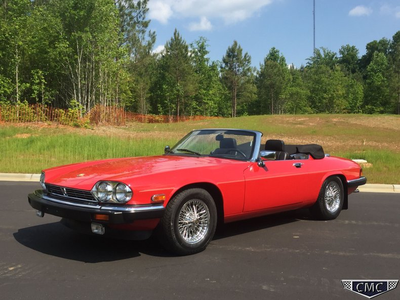 1990 Jaguar Xjs Carolina Muscle Cars Inc