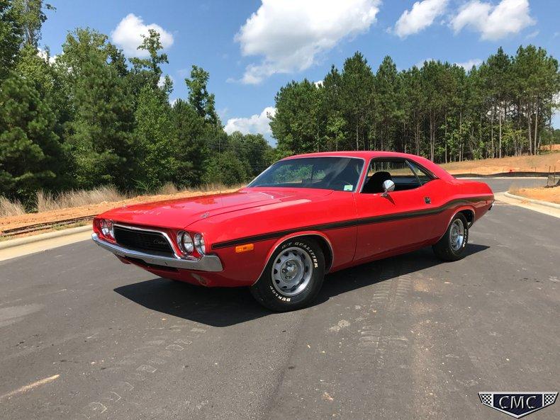 1972 Dodge Challenger For Sale