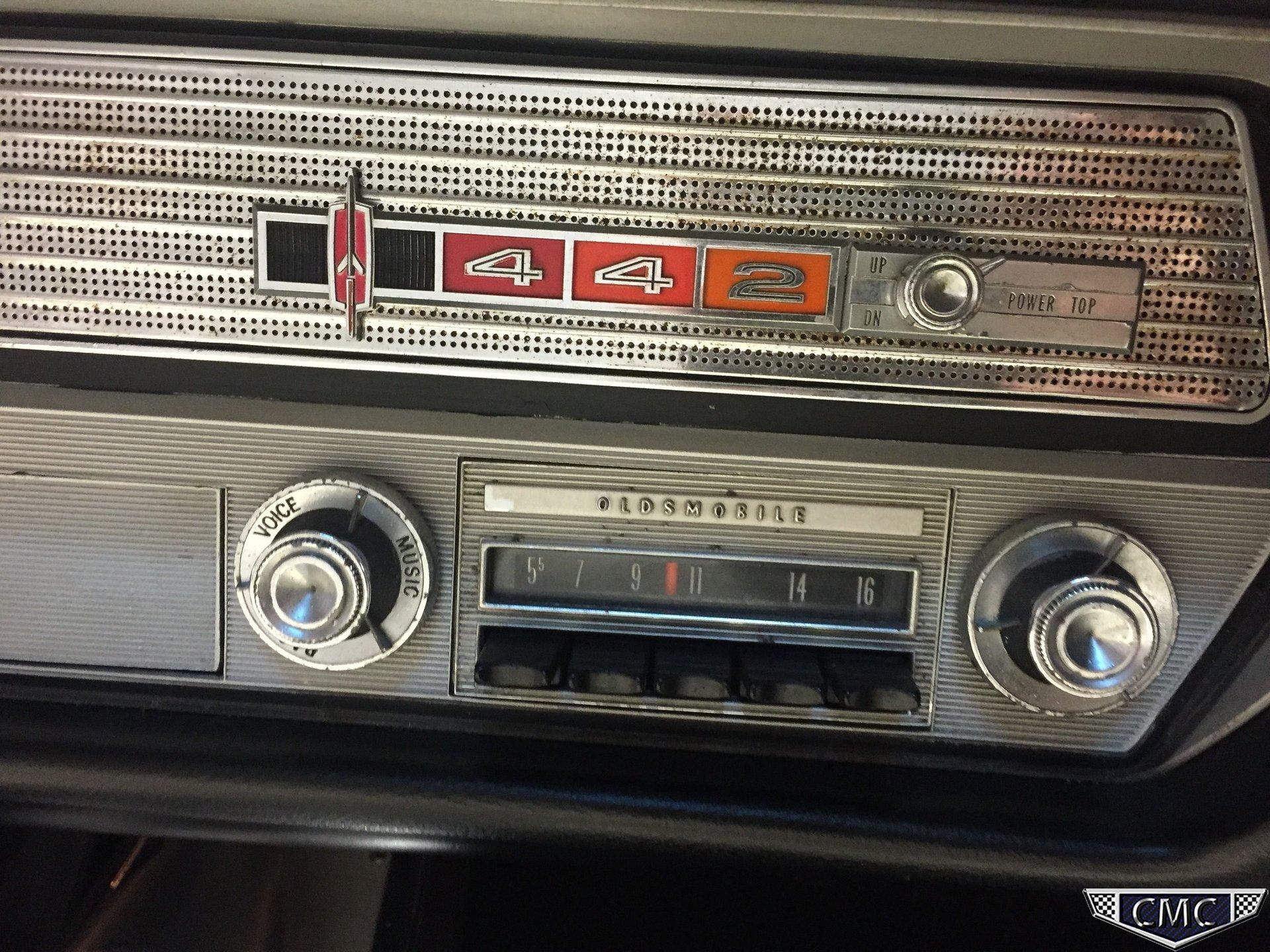 1965 Oldsmobile 442 | Carolina Muscle Cars Inc