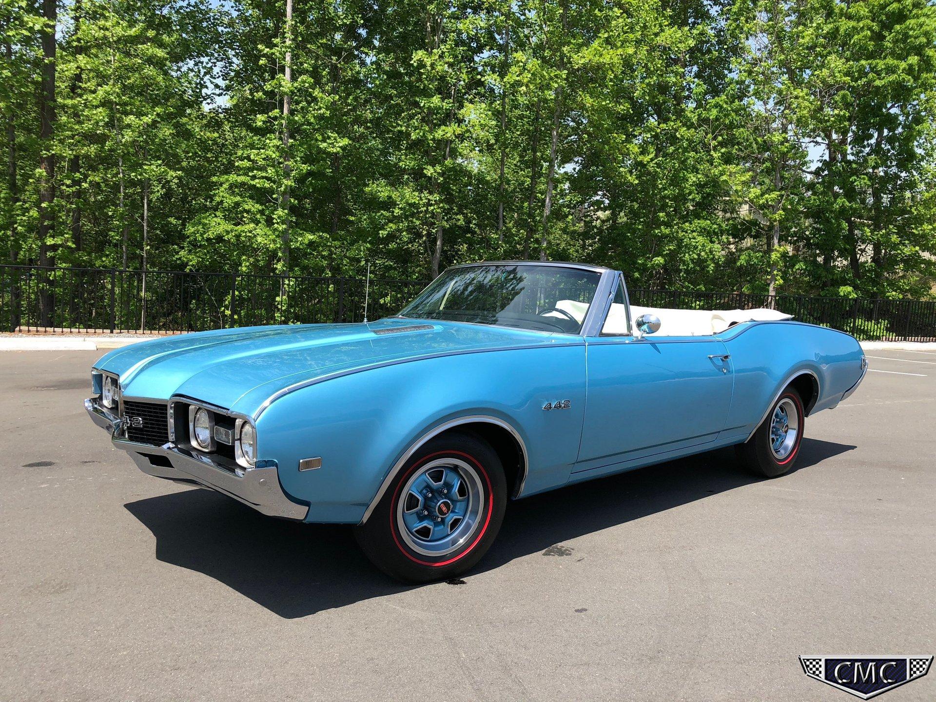 1968 Oldsmobile 442 | Carolina Muscle Cars Inc