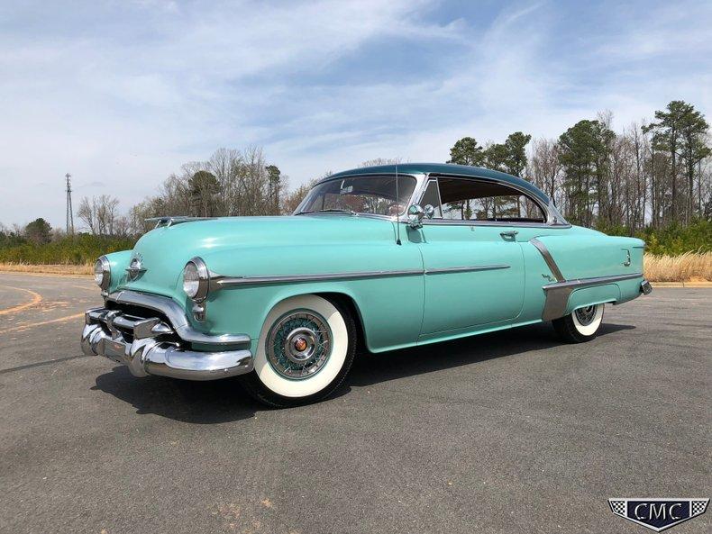 1952 Oldsmobile 98