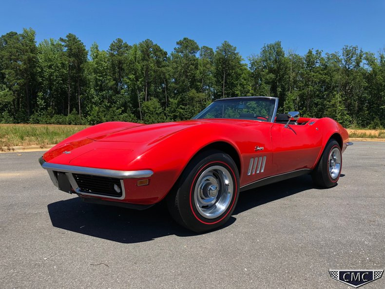 1969 Chevrolet Corvette For Sale