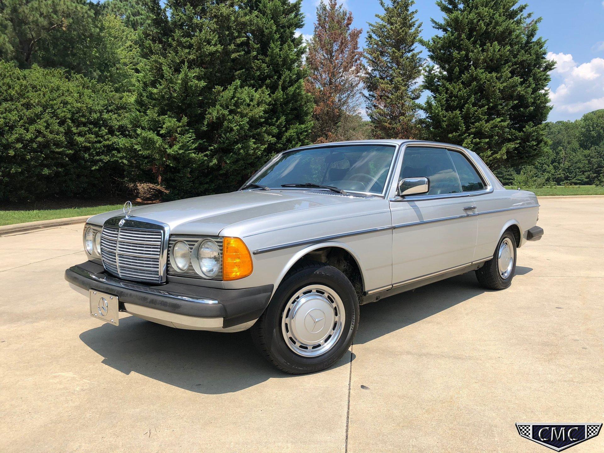 1978 Mercedes-Benz 280CE | Carolina Muscle Cars Inc