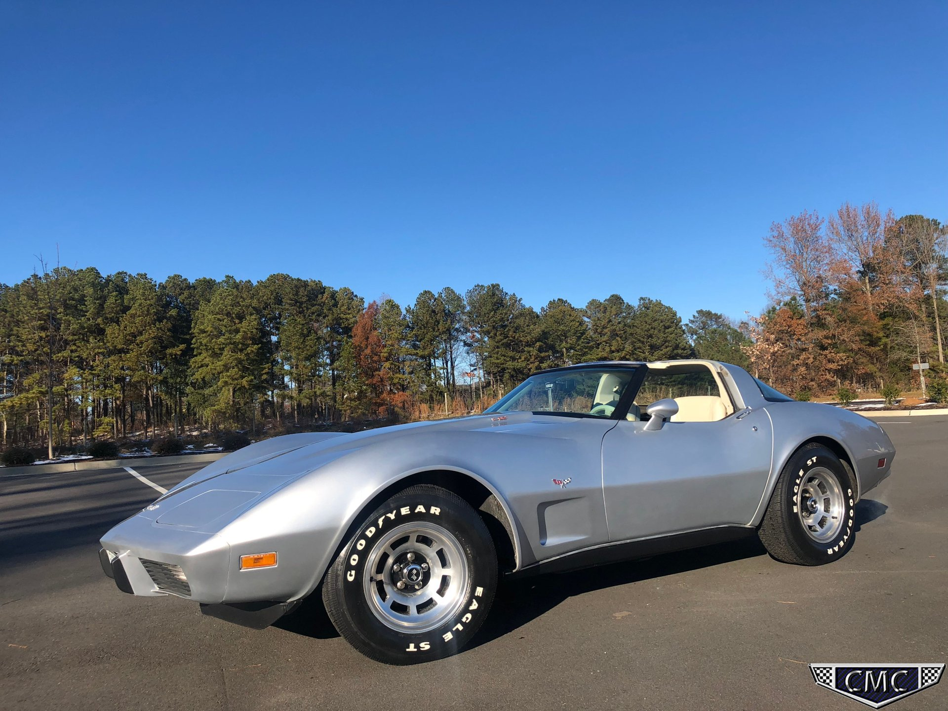 1979 Chevrolet Corvette Carolina Muscle Cars Inc