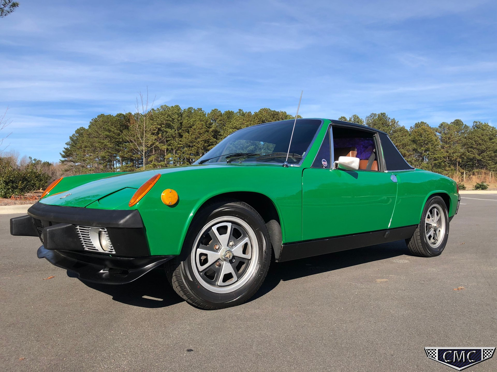 1974 Porsche 914 Carolina Muscle Cars Inc