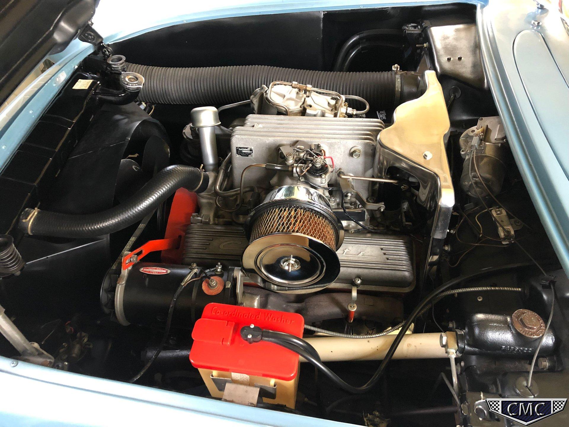 1957 corvette 283 engine