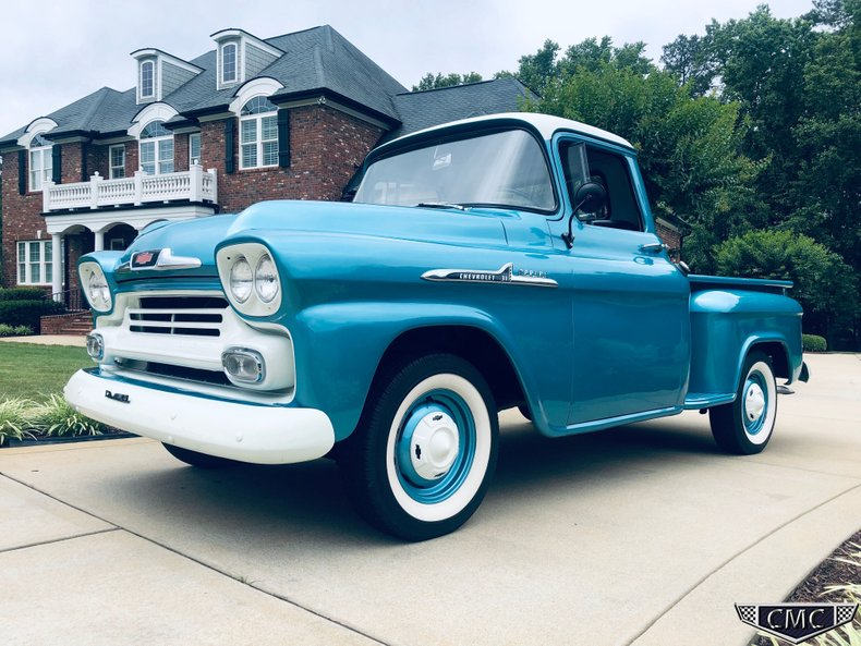 1958 Chevrolet 3100 For Sale