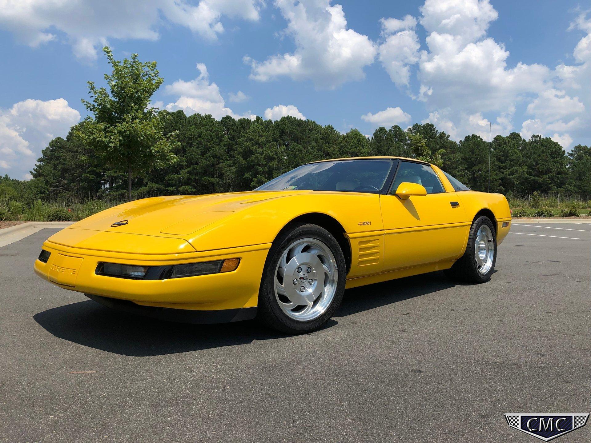 1993 chevrolet corvette zr1 corvette