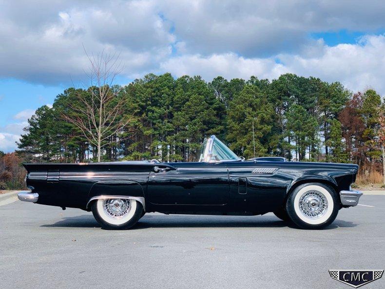 1957 Ford Thunderbird 7