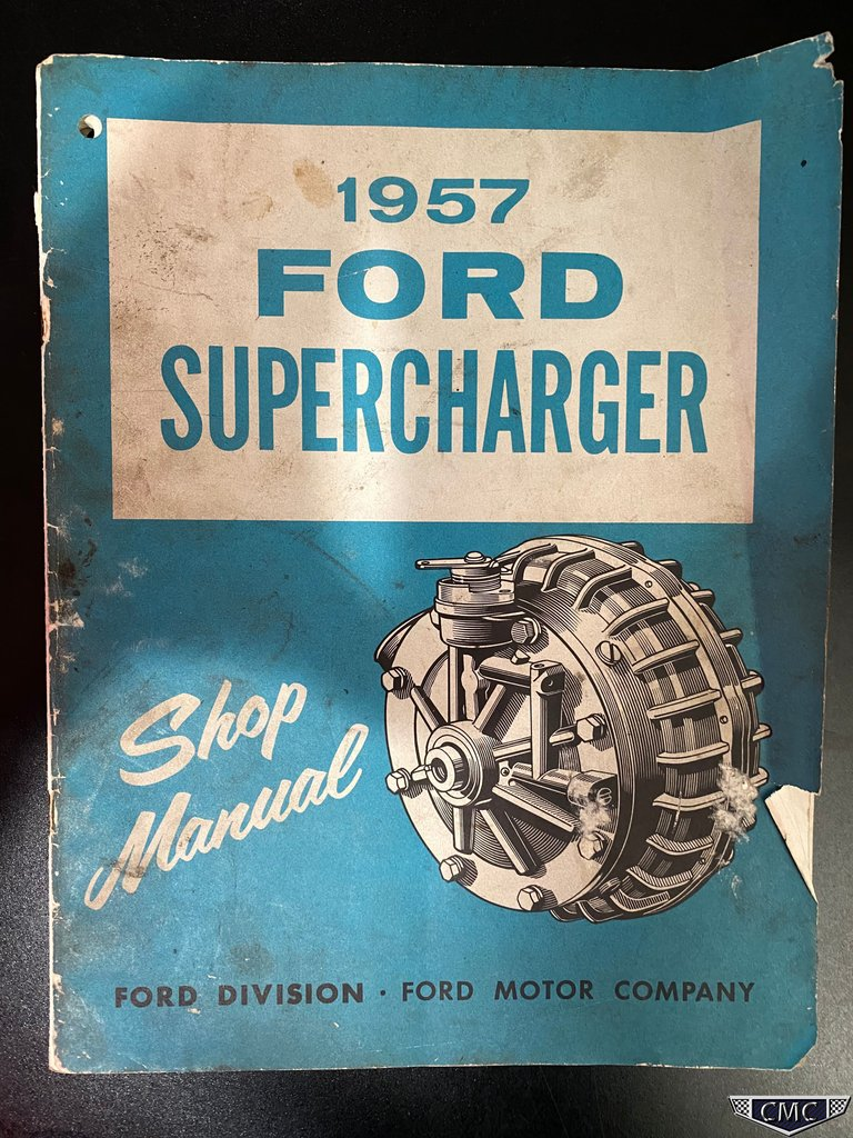 1957 Ford Thunderbird 1