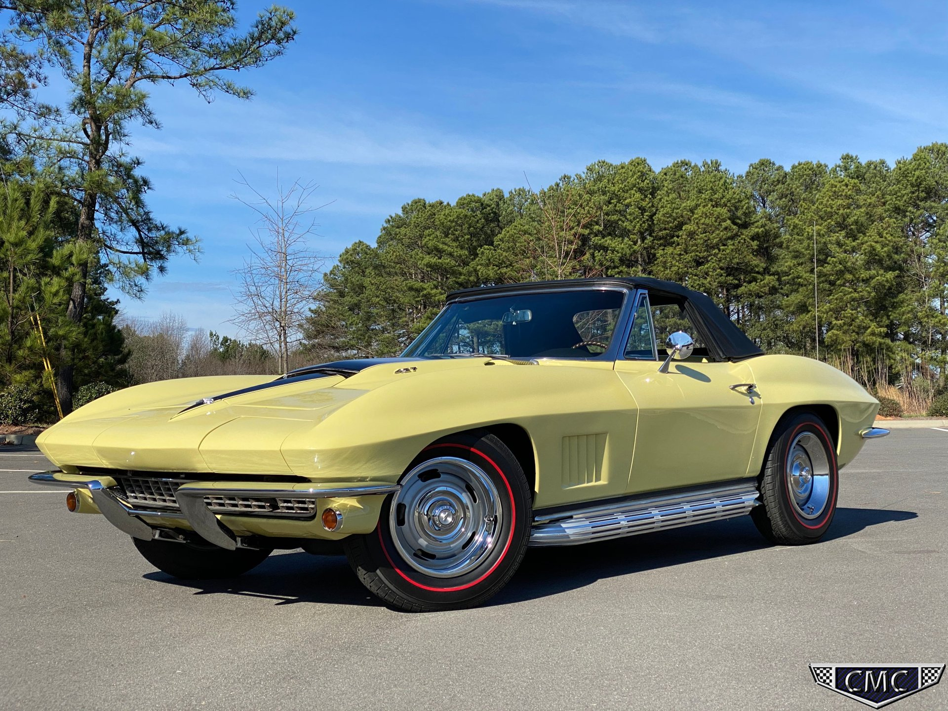 1967 chevrolet corvette stingray 427