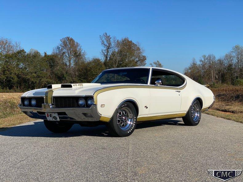 1969 Oldsmobile HURST-OLDS