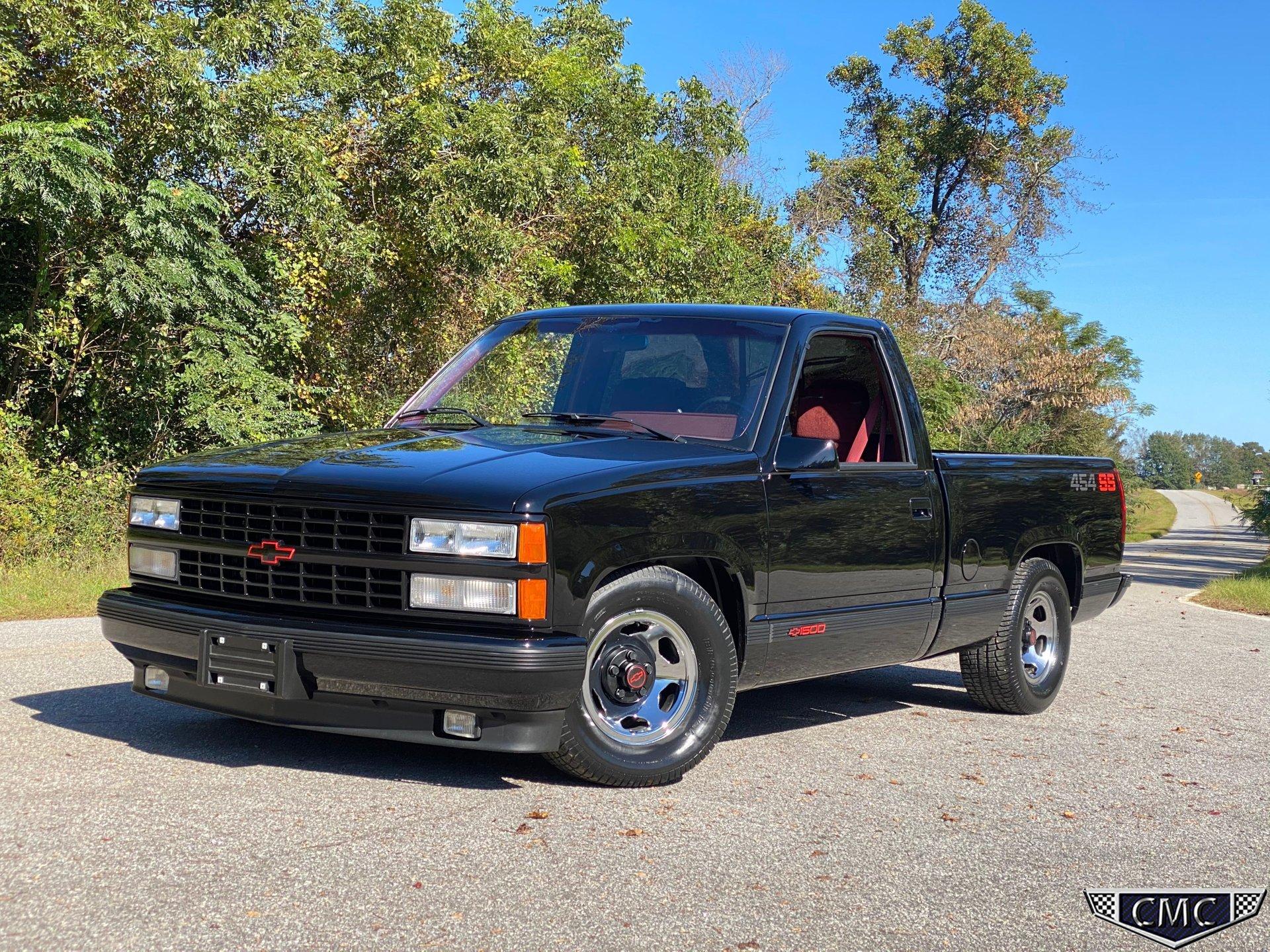 1990 chevrolet c 1500