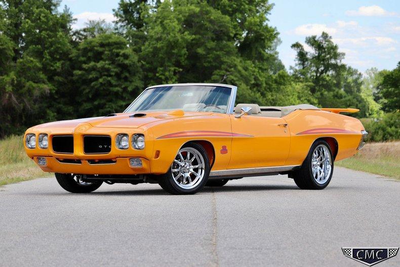 1970 Pontiac LeMans GTO