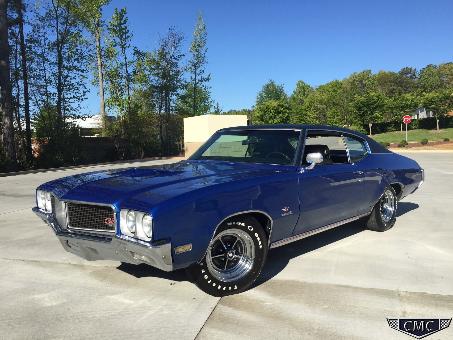 1970 buick stage 1 gs455