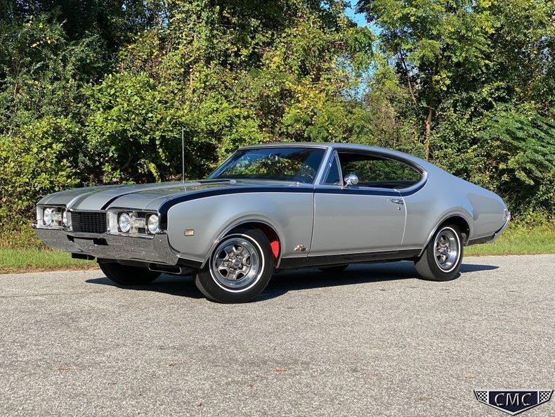 1968 Oldsmobile Hurst Olds