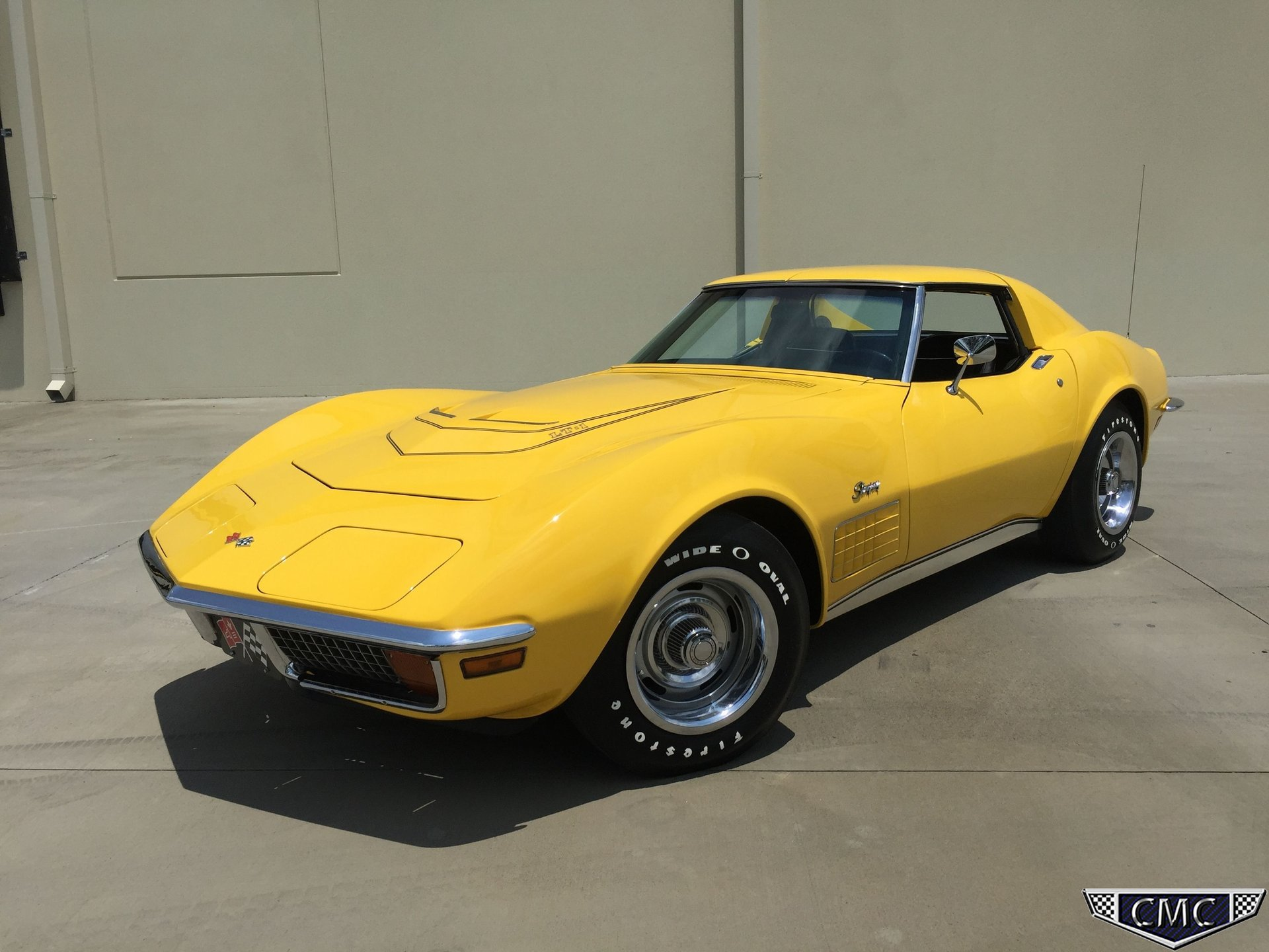 1972 chevrolet corvette lt 1