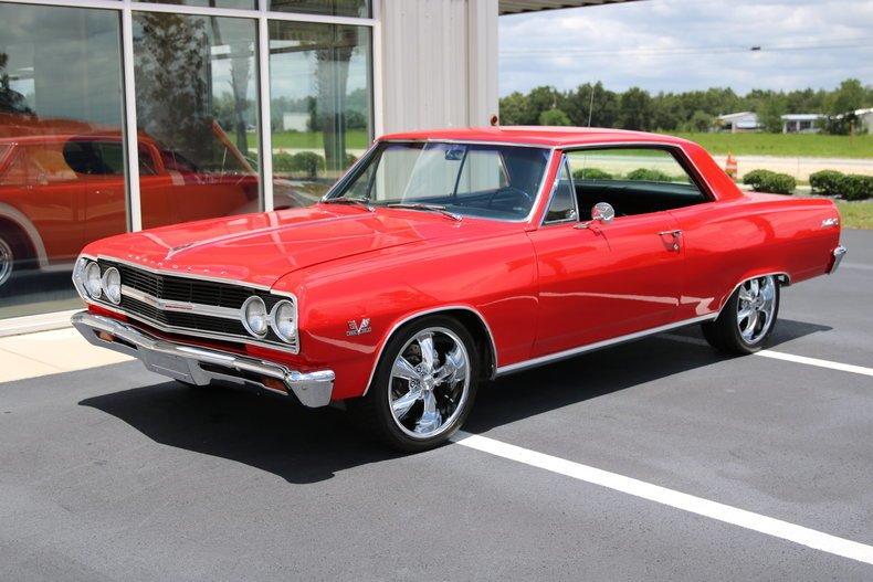 1965 Chevrolet Malibu | Carlynn Clean Classics