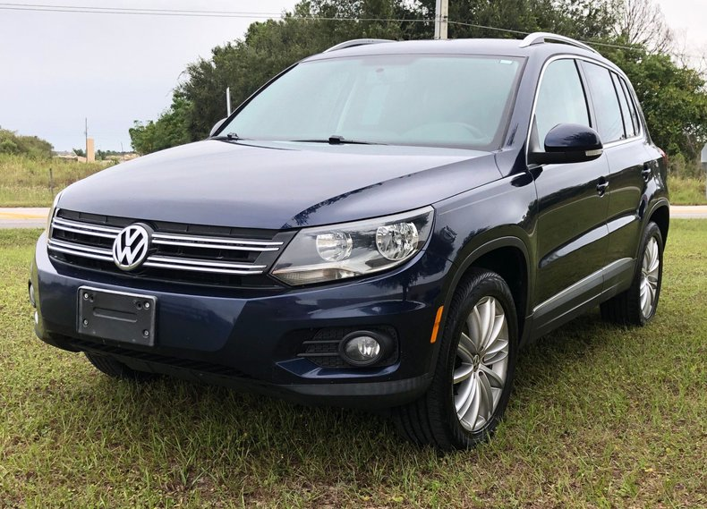2012 Volkswagen Tiguan 2.0 TSI For Sale