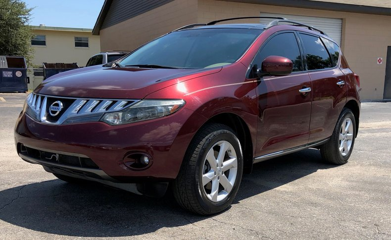 2009 Nissan MURANO SL For Sale