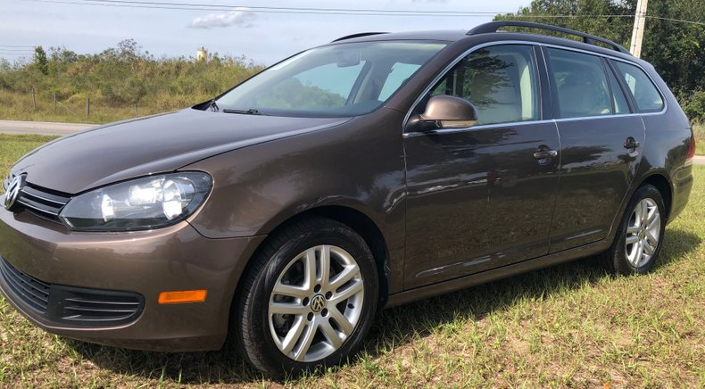 2011 Volkswagen Jetta TDI Sport Wagon For Sale