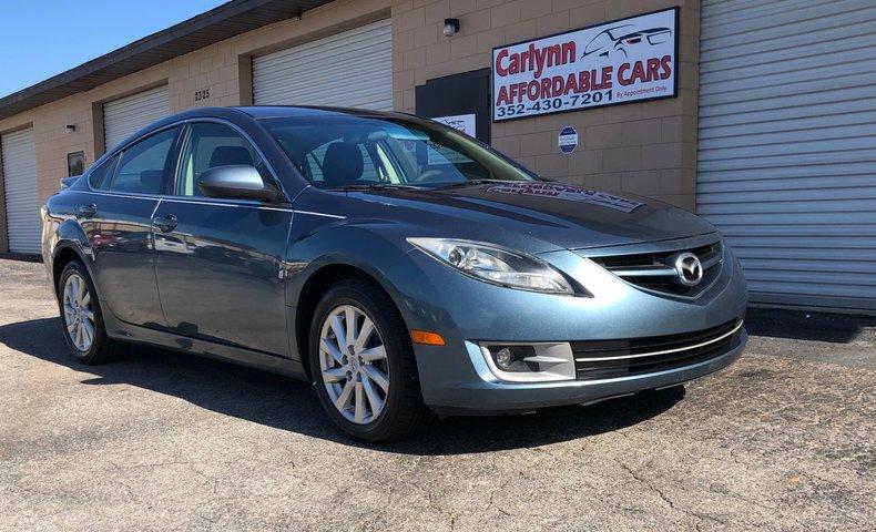 2013 Mazda Mazda6 For Sale