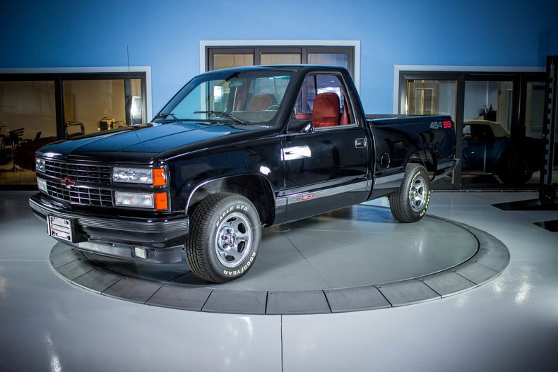 1990 Chevrolet Silverado 1500 Ss 454 For Sale 77390 Mcg