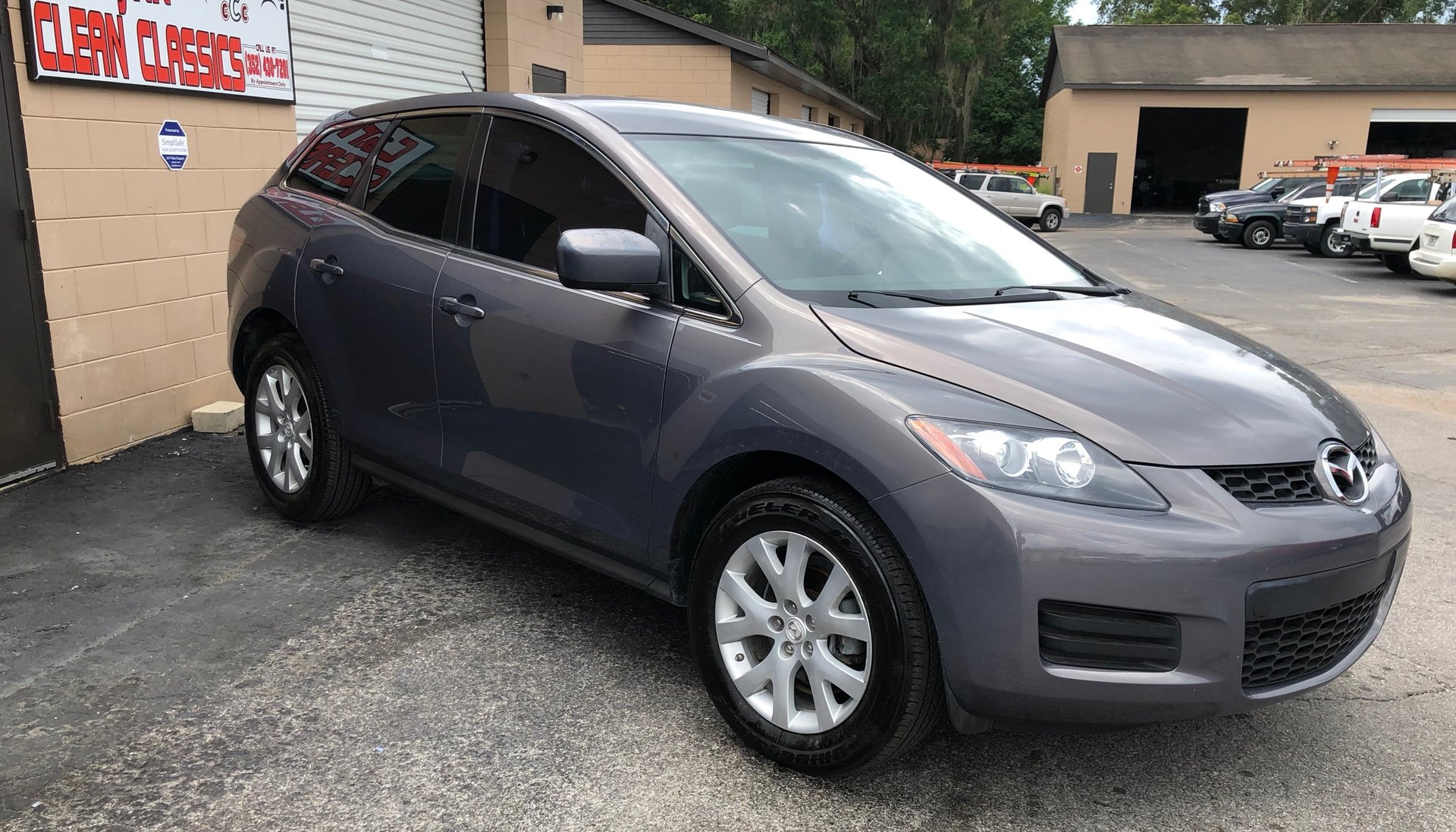 2007 Mazda CX7 TURBO