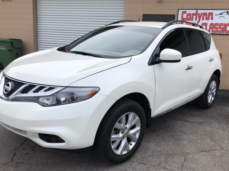 2014 Nissan murano sv For Sale