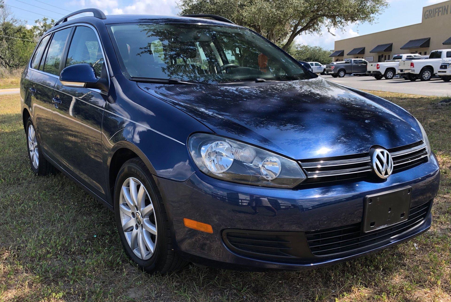 2011 Volkswagen Jetta TDI Sport Wagon