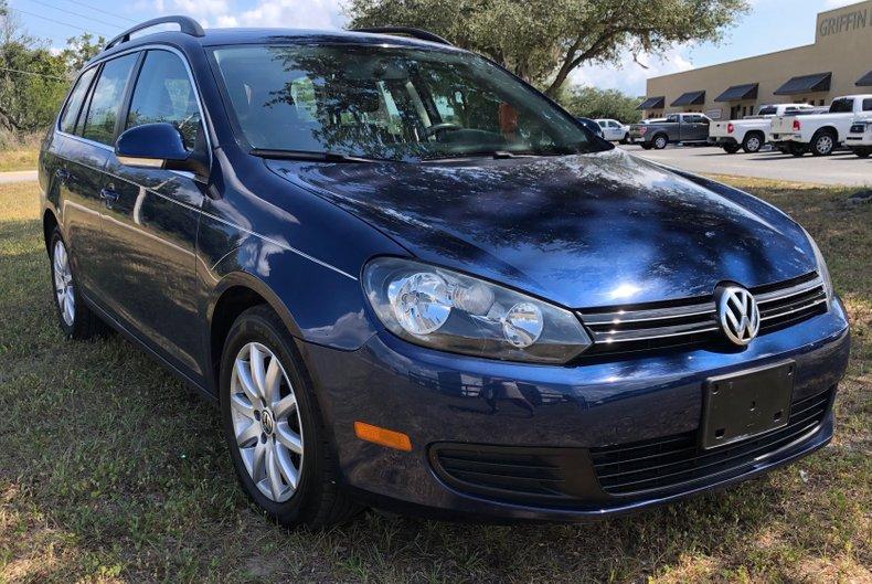 2011 Volkswagen Jetta TDI Sport Wagon For Sale