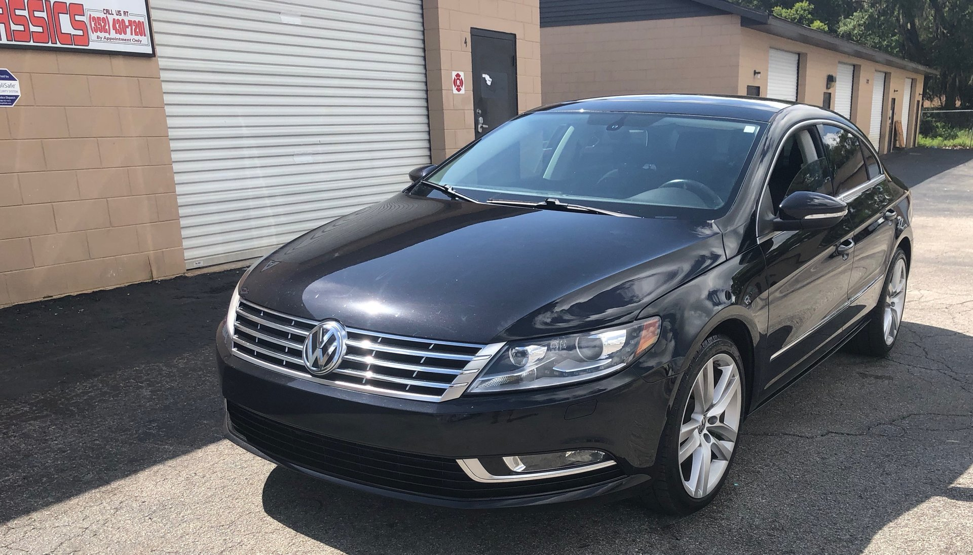 2013 Volkswagen CC LUXURY PLUS