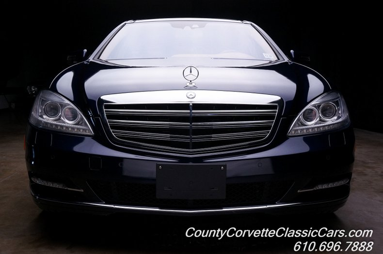 2012 Mercedes-Benz S600 For Sale
