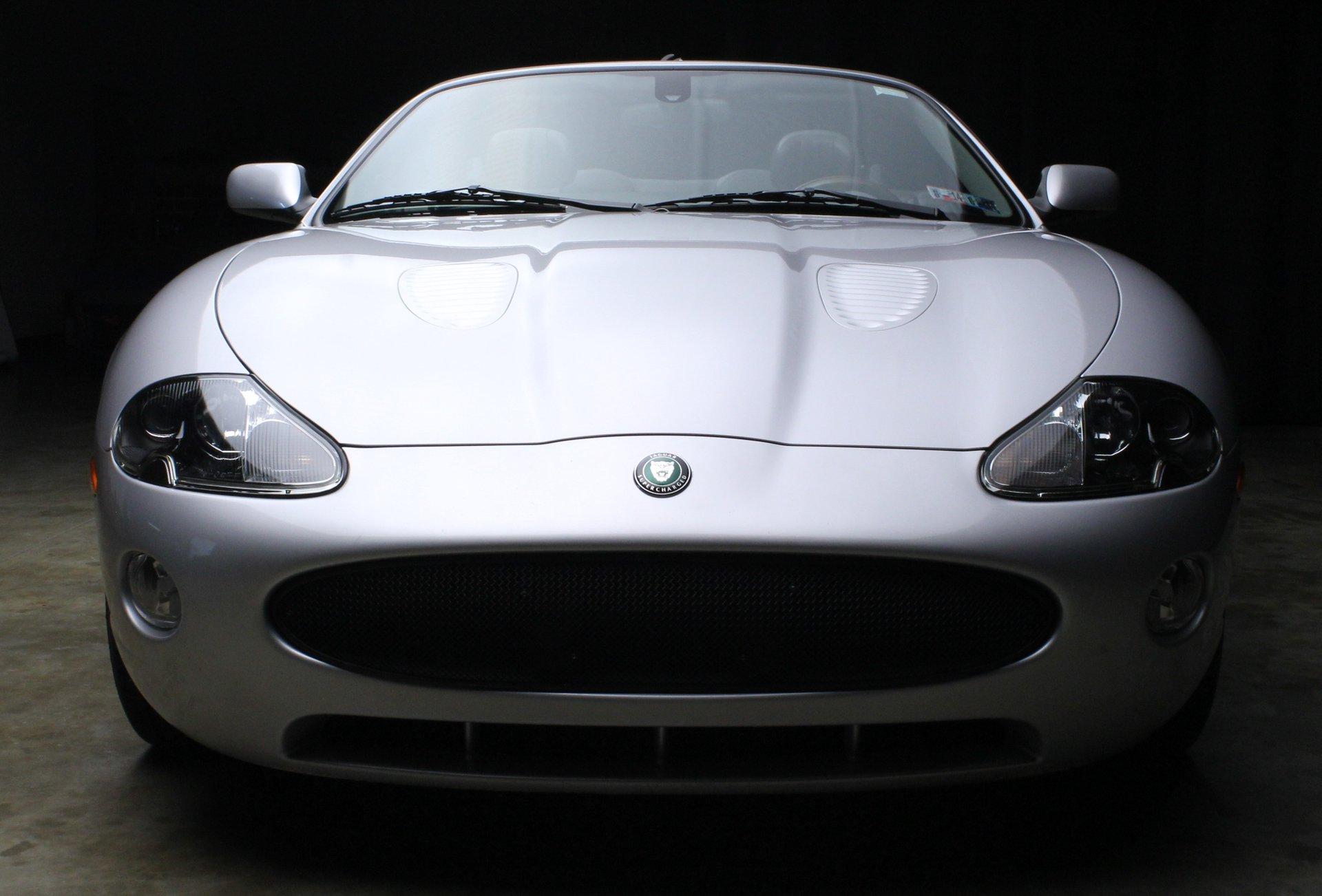 2006 jaguar xkr