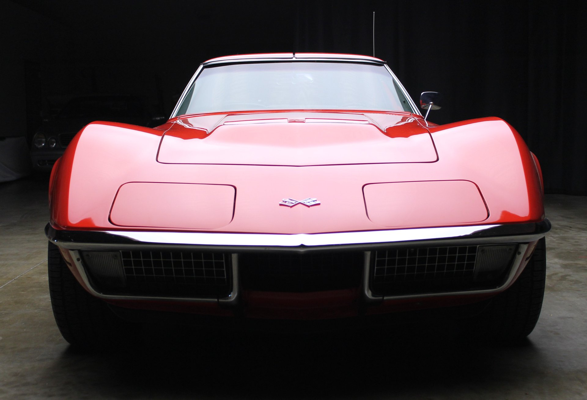 1970 chevrolet corvette lt1