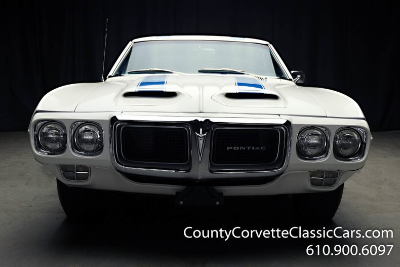 1969 Pontiac Trans Am For Sale
