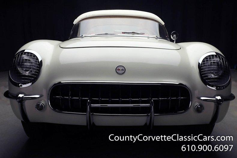 1953 Chevrolet Corvette For Sale 100263 Mcg