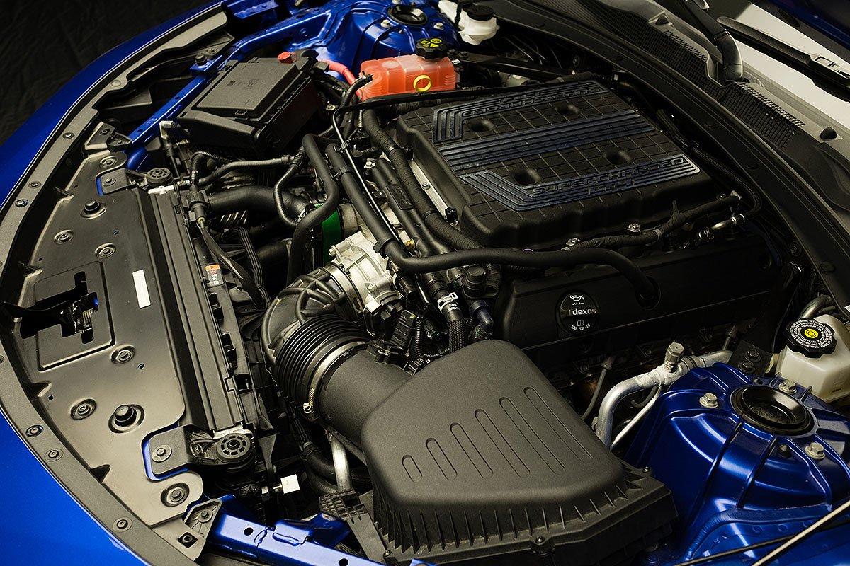 2017 Chevrolet Camaro ZL1 for sale #102408 | MCG