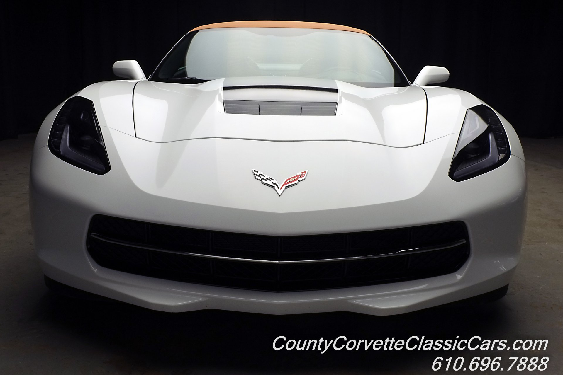2014 chevrolet corvette sting ray