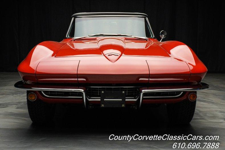 1967 Chevrolet Convertible