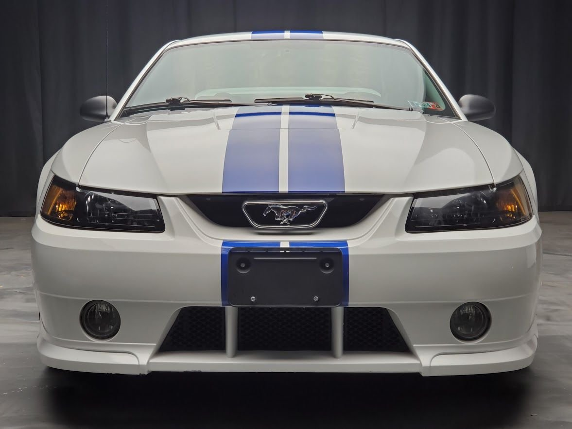 2002 ford mustang 360r stage 3